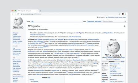 COVID Got Me Adding False Facts On Wikipedia