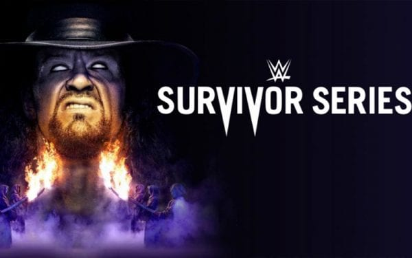 WWE Survivor Series Poster